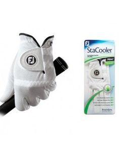 Ladies Golf Accessories : Footjoy Golf Gloves-Sta Cooler