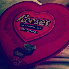Day 16:: I'm thankful for the depressing foods that make valentines..  Box of Chocolates.. will you be my valentine? They always say yes; 10 pounds later. #singlegirlproblems  Happy Valentines Day Everybody <3