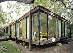 CaViCa Proyectos de Arquitectura: Moore House (1964-65) Arq. Craig Ellwood