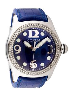 Corum Diamond Boutique Bubble XL Watch