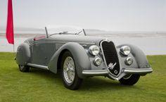 1938 Alfa 8C 2900B Touring