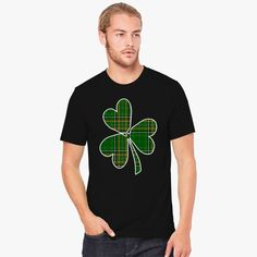National Tartan of Ireland in Shamrock Men's T-shirt comes from our cool design category with Customon high quality. You can have it in different colors, sizes and any style. This unique design is all about national tartan of ireland in shamrock, athlone, celtic, cuchulainn, dublin, galway, ireland, irish, patrick, saint, seamroy, shamrock, tain, tartan, trefoil, tullamore, cool, national, of, in. Customon has a huge and amazing designer collections for you or your loved ones. Easy to find…