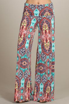 Summer Palazzo Pants | Gypsy Outfitters