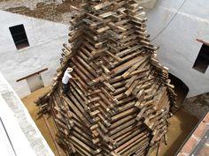 Wooden Structure / Isaac Broid + Jorge Covarrubias + Mauricio Rocha