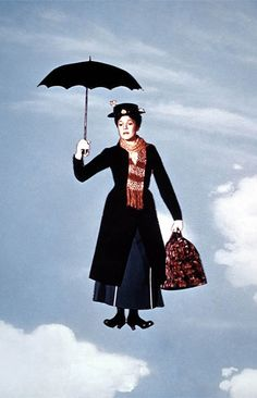 Mary Poppins, 1964 practically perfect in every way