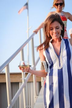 Summer 2013   Tuckernuck, stripes, yacht club