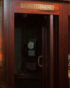 45 Best old phone booths images in 2014   Old phone, Phone