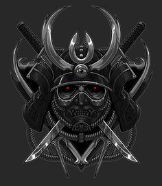 The Blackout Samurai on Behance