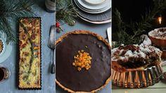 Eddig főleg év közben ettünk pitéket, sósat és édeset vegyesen, mikor éppen mihez volt kedvünk. Most viszont úgy döntöttünk, hogy az idei karácsonyi sütiválasztékot is feldobhatnánk néhány pitével.