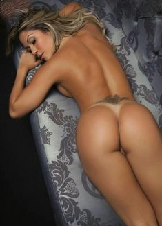 Sexy ass nude supermodels think