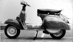 vespa 180ss beecee scooters carrier