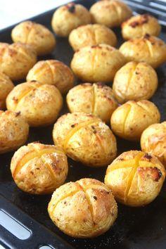 Potato Recipes, New Recipes, Vegetarian Recipes, Snack Recipes, Snacks, Lidl, Yummy Food, Tasty, Swedish Recipes