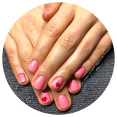 Cnd Shellac, Valentines Day, Nails, Beauty, Valentine's Day Diy, Finger Nails, Ongles, Valantine Day, Nail