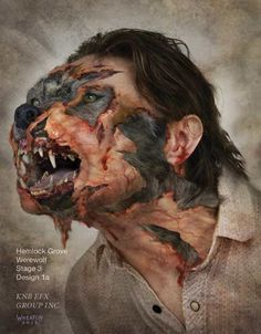 ☆ Peter Rumancek: Gypsy Werewolf :¦: Hemlock Grove ☆