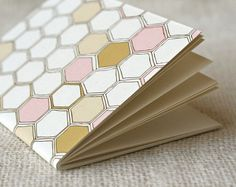 Jotter, Pocket Notebook, Mini Journal - Hive