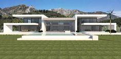 """Résultat de recherche d'images pour """"moderne villa"""""""