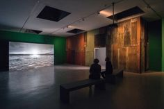 Ben Rivers: Earth Needs More Magicians @ Camden Arts Centre, London