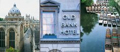 Old Bank Hotel, Oxford, England Oxford England, Weekends Away, Cool Places To Visit, The Good Place, Amazing Places, Hotels, Travel, Spaces, Purple