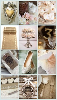 Rustic Luxe | PosyRosy