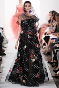 Oscar de la Renta ready to wear spring 2014