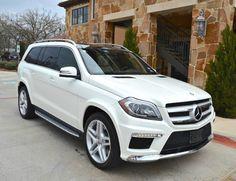 2013 GL550 Designo Very RARE Diamond White on Porcelain $99K MSRP ...