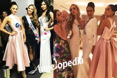 Miss International 2016 Finalists showcases their chic side at Gala Reception Party