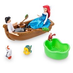 The Little Mermaid ''Kiss the Girl'' Water Toy | Disney Store
