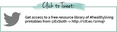 ExSloth Resource Library Click to Tweet