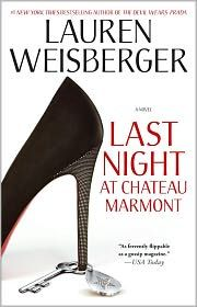 I want to read this one...Last Night at Chateau Marmont