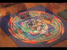 ART OF COMPASSION: The sacred art of sand mandalas | The Mindful Word