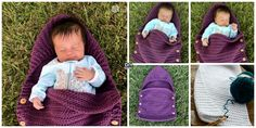 This Crochet Newborn Sleep Sack pattern is free, helpful, and EASY! It goes well with the Painted Canyon style! This genius Crochet Newborn Sleep Sack can keep your little babies warm, and make them look adorable, all at the same time! This is comfortable to sleep in, or they can play with it, or rest and keep warm.
