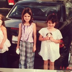 Little Kendall & Kylie