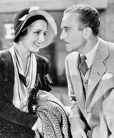 Mary Astor & John Halliday - Smart Woman (1931) Hollywood Couples, Old Hollywood Glamour, Golden Age Of Hollywood, Vintage Hollywood, Hollywood Stars, Classic Hollywood, Mary Astor, Smart Women, Glamour Shots