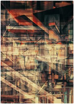 CONSTRUCTIVISM by atelier olschinsky , via Behance
