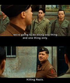 Brad Pitt - Malditos Bastardos (2009)