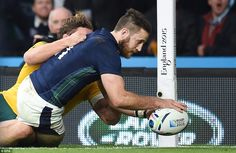 Tommy Seymour has scored a try in each of his last five Tests - only Alec Purves in 1908 has scored in more consecutive games for Scotland