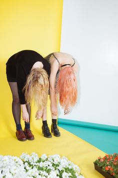 Photographer: Jimmy Marble  Talent: Bleached  Publication: Tidal Magazine  Date: July 2014