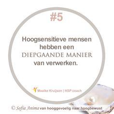 Voordelen van hoogsensitief zijn | #5 diepgaande manier van verwerken #hsp #hooggevoelig #hoogsensitief #hspcoach