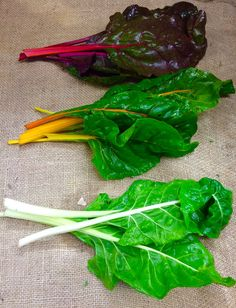 Our beautiful chard Organic Vegetables, Stuffed Peppers, Fish, Meat, Beautiful, Stuffed Pepper, Pisces, Stuffed Sweet Peppers