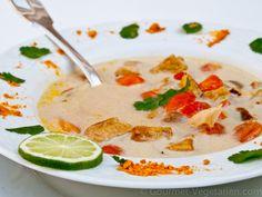 Huum, à tester ! Soupe Thaï Végétarienne