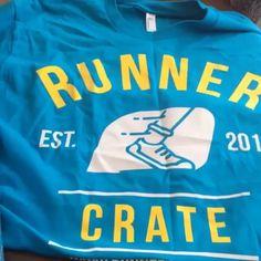 Are you in on octobers runner crate? #Repost @derrick_irun4eli_kropf ・・・ My first @runnercrate. I love it. #TeamRWB #Irun4Eli #runnersunderstand