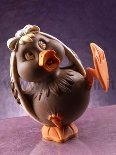 Duck Egg Moulds for Easter decorations, chocolate molds #chocolate #easter buy now the mould on www.decosil.eu