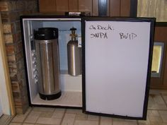 Mini fridge conversion to corny kegerator? - Home Brew Forums Cool Mini Fridge, Nitro Cold Brew, Chest Freezer, Magic Chef, Top Freezer Refrigerator, Home Brewing, Canning, How To Make, Giveaway