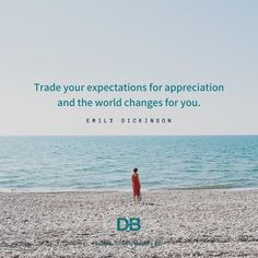 You will only experience true happiness when you learn to appreciate what life brings you. True Happiness, Emily Dickinson, What Is Life About, Beach Mat, Appreciation, Outdoor Blanket, Bring It On, Learning, World