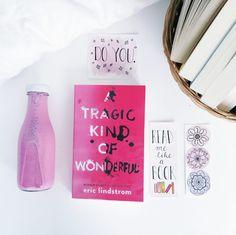 A TRAGIC KIND OF WONDERFUL BY ERIC LINDSTROM | THE TRAGICS AND THE WONDERFULS