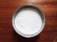 Receita para fazer em casa: sabão de coco em pó para lavar roupas | Um ano sem lixo