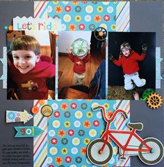 1000 images about bike scrapbook on pinterest bicycles