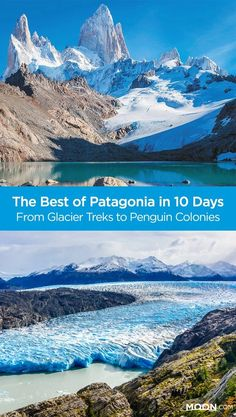 See the best of Patagonia on a 10-day trip of a lifetime. This flexible itinerary focuses on highlights for first-timers, including Argentina's Glaciar Perito Moreno, Chile's Torres del Paine, and one of South America's largest penguin colonies.