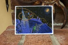 Kong Khristmas Greeting Cards by StubbornPixelStudios