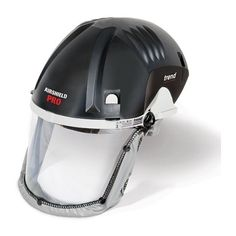 Visière filtrante AIR/PRO TREND Protégez efficacement vos voies respiratoires ainsi que votre visage de la poussière et des impacts d'éclats de bois. Protection faciale idéale pour les tourneurs sur bois.